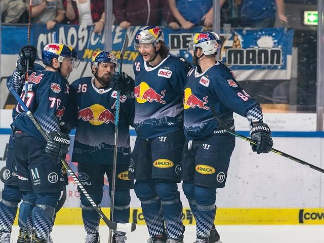 Eishockey - DEL - Straubing Tigers - EHC Red Bull München im Live-Ticker