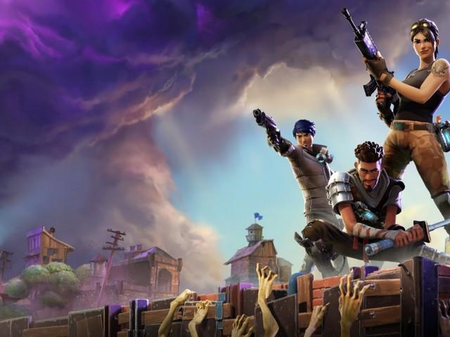 Fortnite: Update 2.5.0 für Battle Royale und Rette die Welt