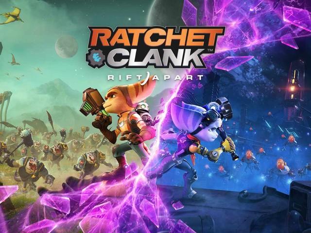"""""""Ratchet & Clank: Rift Apart"""" ab heute exklusiv für die PlayStation 5"""