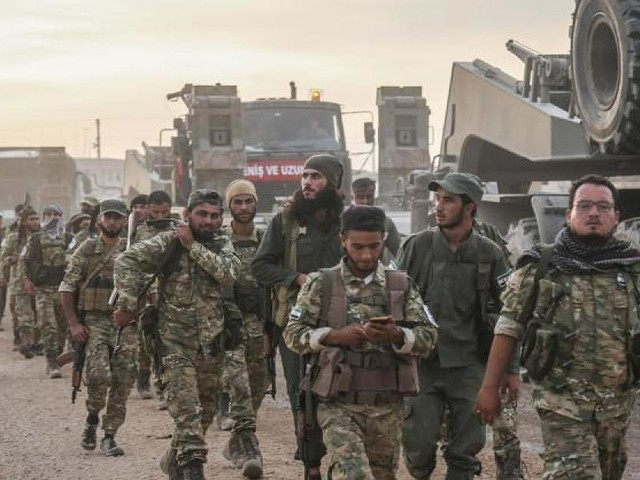 Nach Syrien-Offensive - Bundesregierung stoppt neue Waffenexporte in die Türkei