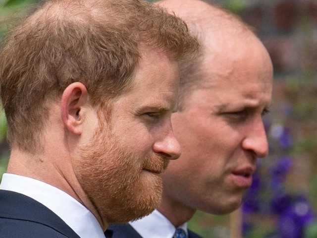 Keine Chance auf Versöhnung? William schlägt Harrys Herzenswunsch aus