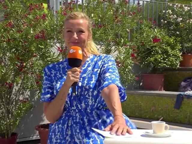 """""""ZDF-Fernsehgarten"""" - """"Wenn die Altenpflegerin kommt"""": Twitter-Nutzer verspotten Andrea Kiewel nach TV-Auftritt"""