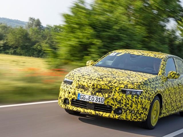 Opel Astra - Erste Fahrt im neuen Opel Astra: Wieviel Peugeot darf es sein?