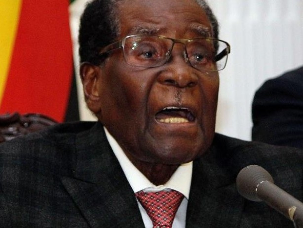 Nach Jahrzehnten an der Macht: Simbabwes Präsident Robert Mugabe ist zurückgetreten