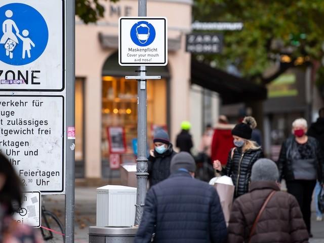 Corona in Deutschland - 150 deutsche Regionen überschreiten 100er-Inzidenz – alleine 68 liegen in Bayern
