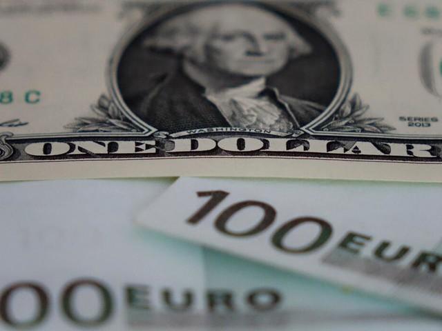 Euro/Dollar : Euro verteidigt Marke von 1,10 US-Dollar