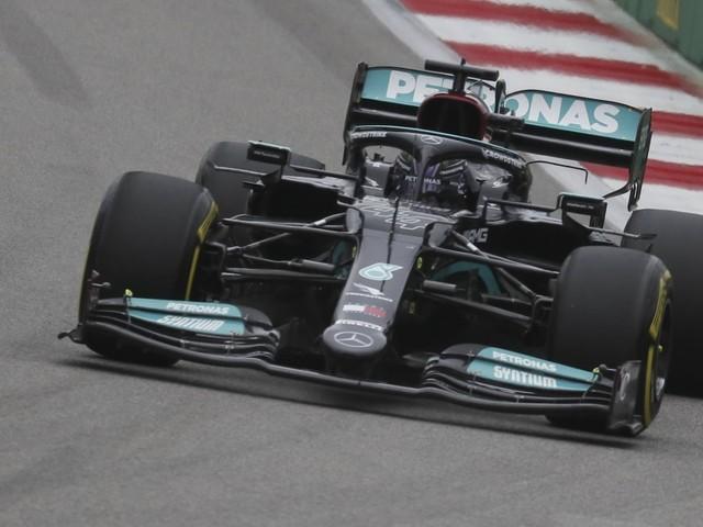 Formel 1 in Sotschi: Hamilton gewinnt Großen Preis