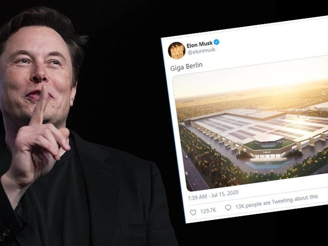 Mit Pool auf dem Dach: Elon Musk verrät bei Twitter: So soll das Tesla-Werk bei Berlin aussehen