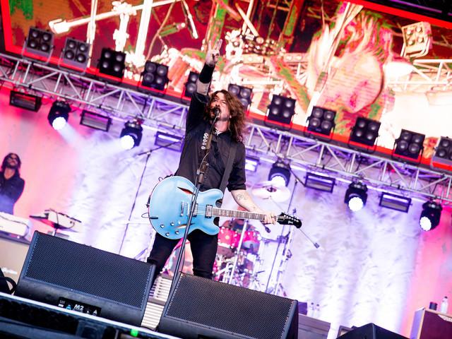 Hier hören: Neuer Song der Foo Fighters für Planned Parenthood
