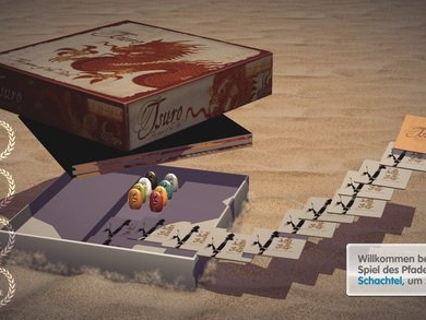 """""""Tsuro – Das Spiel des Pfades"""" als gratis iOS App der Woche"""