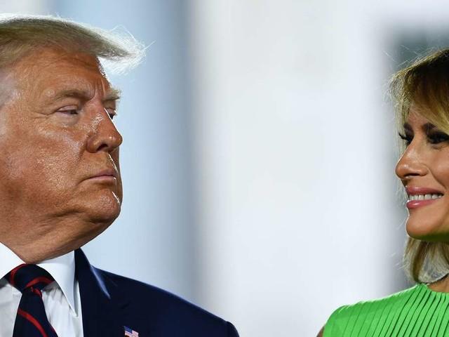 """Trump über Melania: """"Ich könnte jederzeit eine andere haben"""" - Enthüllungsbuch mit skandalösen Ehe-Details"""