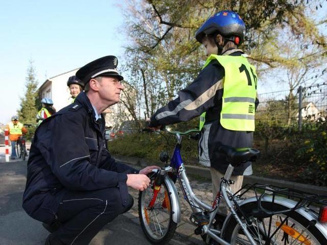 Viele Unfälle in NRW: Kinder können immer schlechter Fahrradfahren