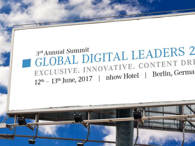 Netzpiloten sind Partner beim Global Digital Leaders Summit