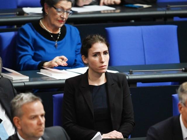 Mariana Harder-Kühnel: AfD-Kandidatin im zweiten Wahlgang als Bundestagsvize durchgefallen