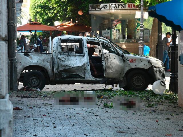 Tunesien: Ein Toter und viele Verletzte bei Selbstmordanschlägen in Tunis