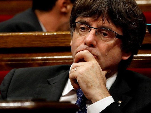 Europäischer Haftbefehl gegen Puigdemont zurückgezogen
