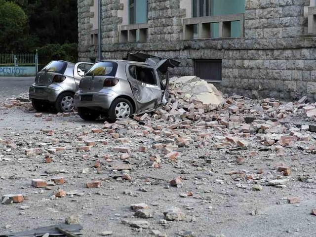 Panik in Tirana: Mindestens 68 Verletzte bei Erdbeben in Albanien