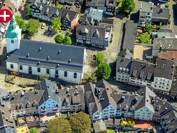 Lieblingsorte: Siegens Altstadt: Kleinod mit Flair rund um die Marienkirche