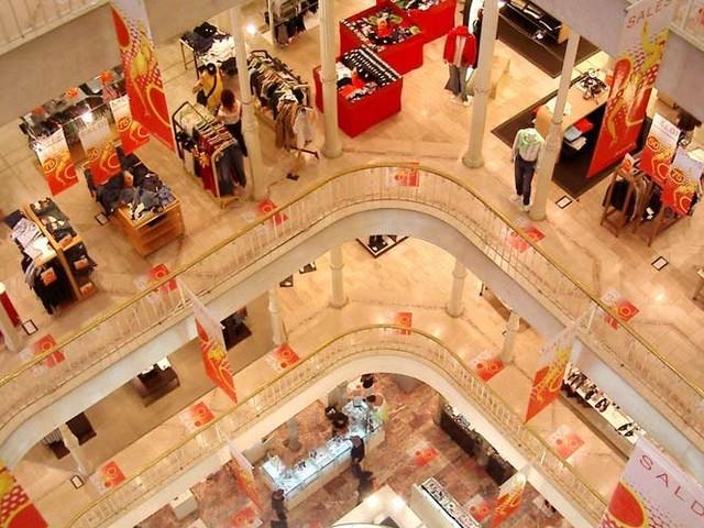 Verbraucherpreise: Mode wird wieder billiger