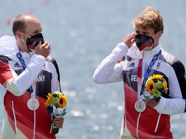 Rommelmann und Osborne holen Ruder-Silber