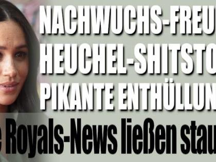 Meghan Markle, Prinz Philip und Co.: Royals zwischen privaten Enthüllungen, Baby-Freuden und Killer-Klunkern