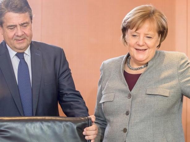 Regierungsbildung: Die Union will nur noch über die große Koalition reden
