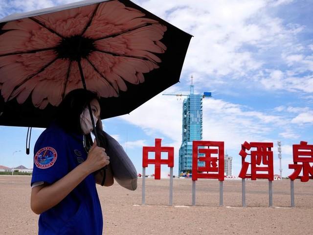 Dreimonatige Mission: China schickt erstmals Astronauten zu neuer Raumstation
