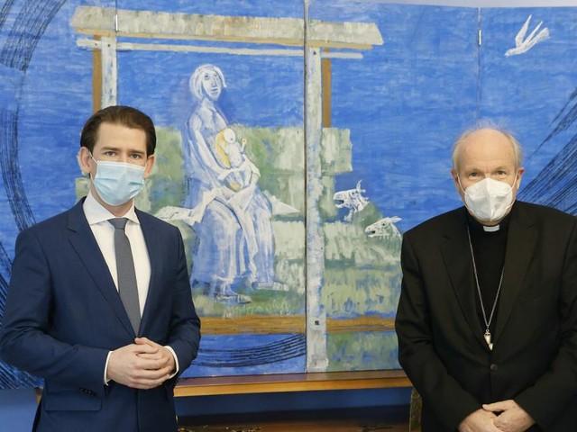 """""""Bitte Vollgas geben"""": Der unerwartete ÖVP-Angriff auf die Kirche"""
