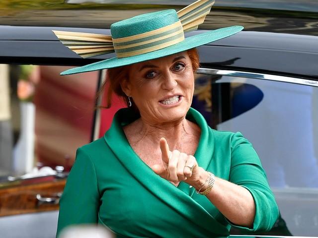 Sarah Ferguson: So denkt sie heute über die Hochzeit von William und Kate