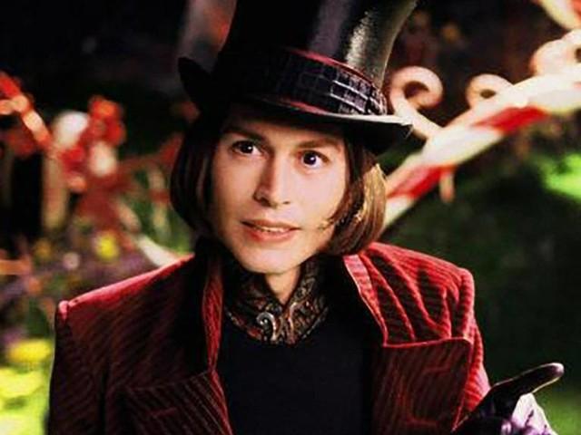 "TV-Tipps: Johnny Depp ist ""Willy Wonka"""