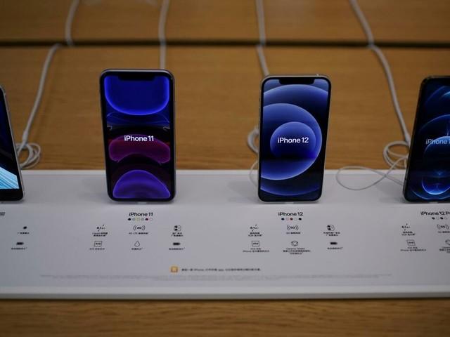 Big Tech: Apple will Produktion neuer iPhones deutlich steigern