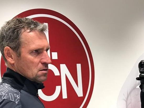 """""""Das sind alles wunderbare Jungs"""" – U21-Trainer Reiner Geyer im Exklusiv-Interview #FCN #FCNNLZ"""