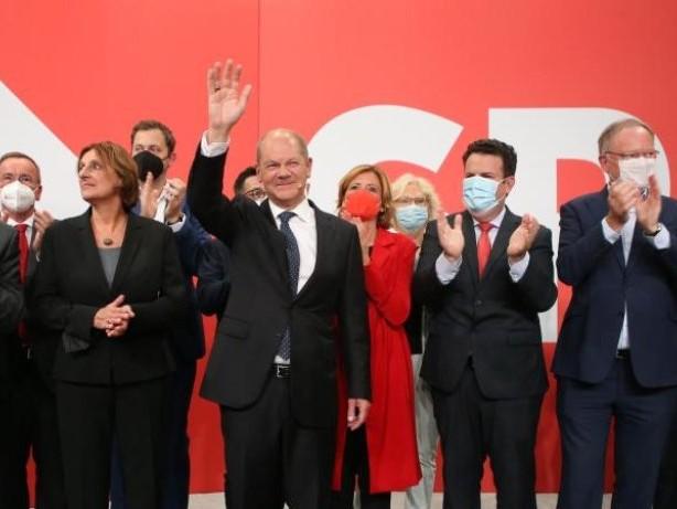 Bundestagswahl: SPD stärkste Kraft bei Bundestagswahl in einigen Ländern