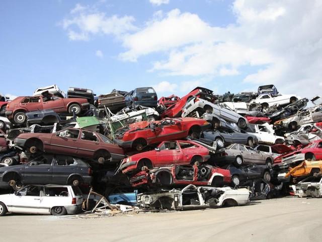 Jährlich verschwinden 220.000 heimische Fahrzeuge spurlos
