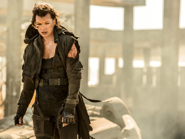 RESIDENT EVIL: THE FINAL CHAPTER liefert endlich ein Ende