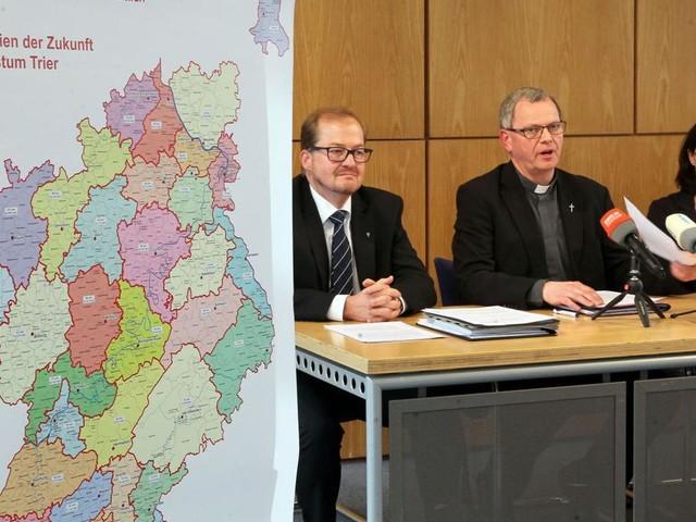 Bistum Trier: 33 statt 35 XXL-Pfarreien