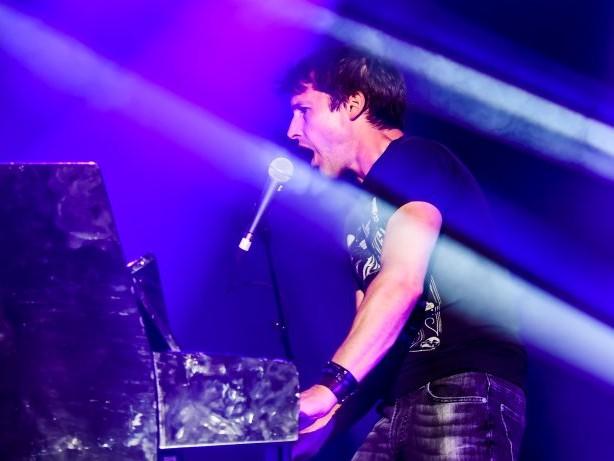 Zeltfestival Ruhr: James Blunt begeistert ZfR-Besucher mit mitreißendem Konzert