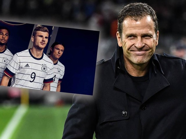 DFB präsentiert neues Trikot im Spiel gegen Weißrussland
