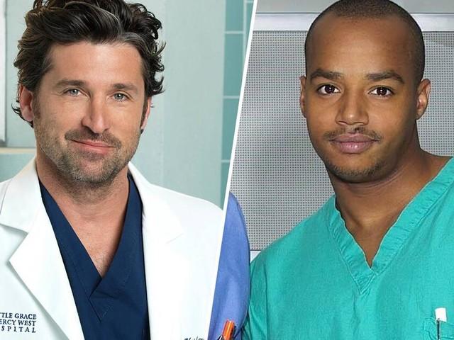 Dr. Shepherd & Co.: TV-Ärzte werben für den Doc-Check