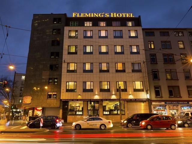 Hotel-Sterben in Frankfurt: Fleming's schließt drei Häuser