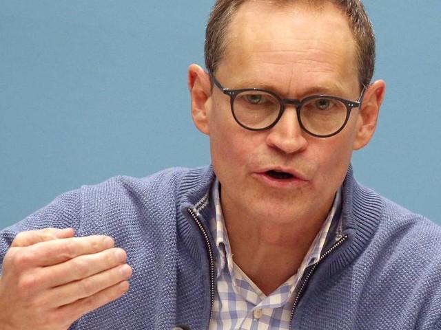 Berlins Regierender Bürgermeister: Müller schlägt Bund-Länder-Beratungen zum Impfen vor