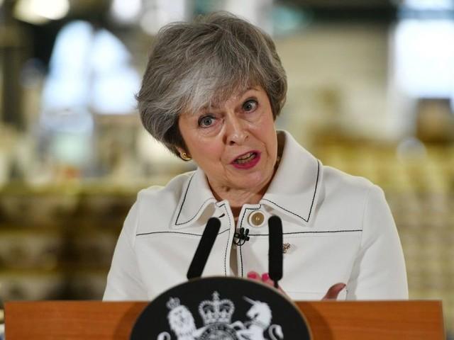 """""""Mayday"""": Premierministerin verliert Mehrheitsbeschaffer"""