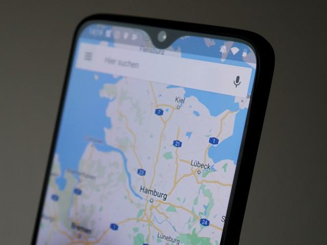 Google Maps: Warnung vor Naturkatastrophen in Deutschland