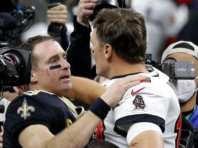 Brees' NFL-Karriere endet bitter: Brady schickt Legende wohl jäh in Rente