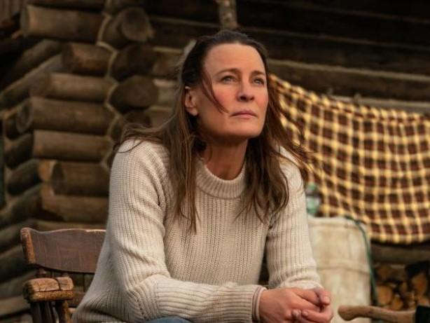 """Starkes Drama: """"Abseits des Lebens"""" - von und mit Robin Wright"""