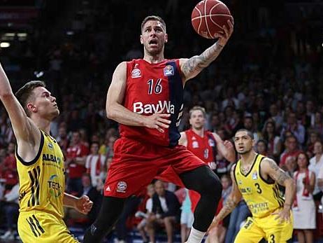 Basketball: Krimi in Berlin! FC Bayern nach Zittersieg vor dem fünften Meistertitel