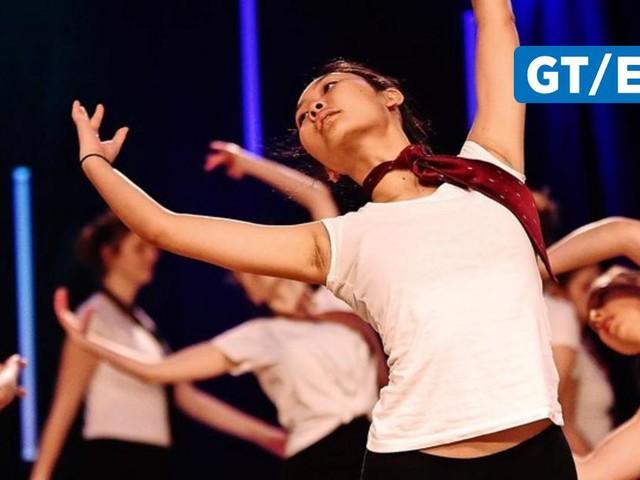 Tanzspektakel mit kontrastreichen Choreografien lässt Halle beben