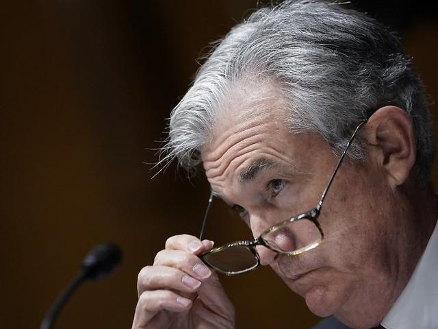 Wall Street schließt im Minus: Fed-Chef sorgt für Schrecksekunde