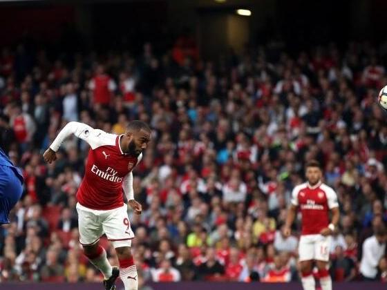 Fulminant: Sieben Tore und später Arsenal-Sieg