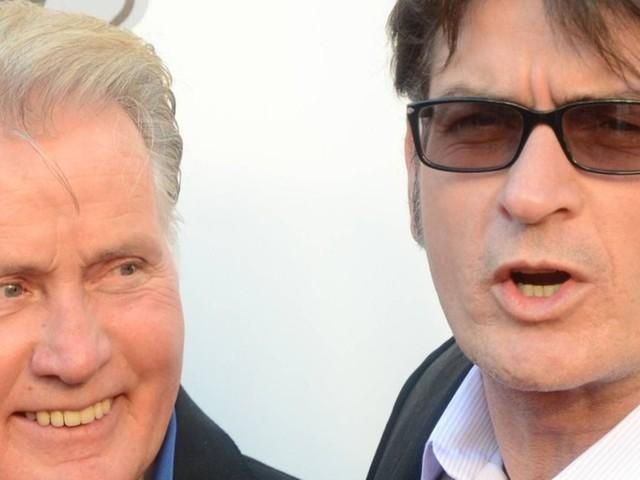 """Martin Sheen: """"Dass Charlie gesund wurde, ist ein Wunder"""""""